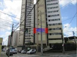 Apartamento projetado com 3 quartos para alugar próximo à Av. Treze de Maio
