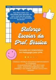 Reforço Escolar/Acompanhamento de Atividades