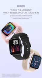 Smartwatch P8 PLUS (Rosa,Preto,Rose Gold)