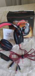 Título do anúncio: Vendo Headset KATION g2000 led
