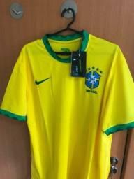 Camisa Brasil GG NOVA 2021