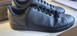 Título do anúncio: Tênis Adidas Advantage base- preto-42