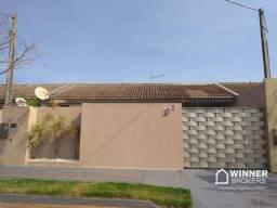 DIRITOS - Casa com 2 dormitórios à venda, 64 m² por R$ 70.000 - Floresta - Floresta/PR