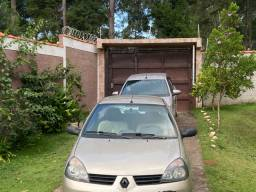 Clio hatch 2 portas 2010/2011