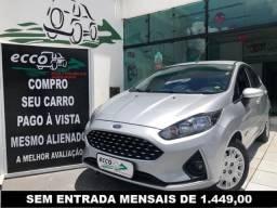 Ford New Fiesta Hatch New Fiesta SE Plus 1.6 16V (Aut) FLEX