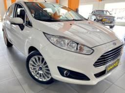 Ford Fiesta 1.6 Titanium 2017 Única Dona!