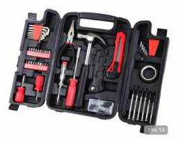 Título do anúncio: Kit ferramentas 142 pecas