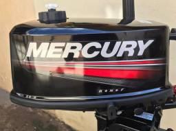 MOTOR DE POPA MERCURY 5HP ZERO KM
