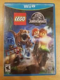 Lego jurassic world wii.u