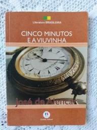 Livro: Cinco Minutos e a Viuvinha