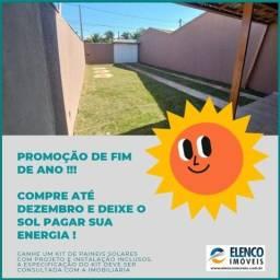 Título do anúncio: Casa com 3 dormitórios à venda, 100 m² por R$ 395.000,00 - Jardim Atlântico Central (Itaip