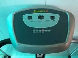 Plataforma vibratória energym polishop semi nova 1.000,00 fone *