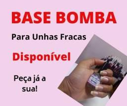 Base bomba para unhas