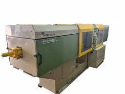 Título do anúncio: Injetora de plástico Oriente 1400 h 420 140 ton