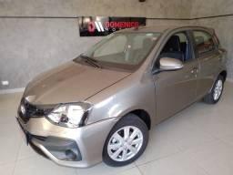 Toyota Etios x plus AT 4P