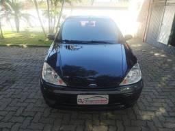 Título do anúncio: Ford Focus Hatch 2008 GLX 1.6 Completo Estudo Troca e Financio