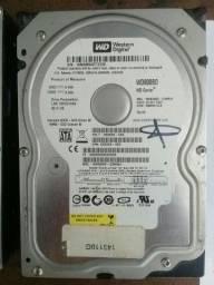 """HD para Computador (3.5"""") 80 e 200GB"""