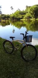 Título do anúncio: Bike retrô seminova