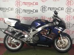 Honda CBR 900RR FireBlade 1998 1999 Azul
