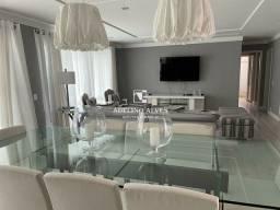 Título do anúncio: Apto Locação Mobiliado Itaim Bibi 4 dorm 2 suites 4 vagas 201 m2