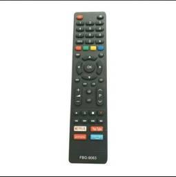 Título do anúncio: Controle Tv Philco Smart 4k Tecla Netflix Globo Play You Tube