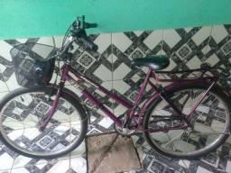 Bike com adaptação