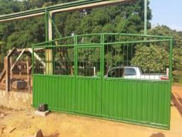 Serralheria e motor para portão