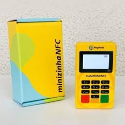PROMOÇÃO! Maquininha de Cartão Bluetooth Minizinha NFC