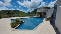 Casa em Condomínio para Venda em Teresópolis, Vargem Grande, 4 dormitórios, 1 suíte, 3 ban