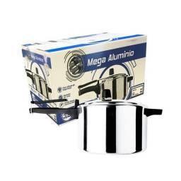 Frete Grátis- Panela de Pressão Mega Aluminios 3 Litros