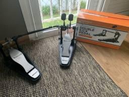 Título do anúncio: Pedal duplo Roland RDH-102