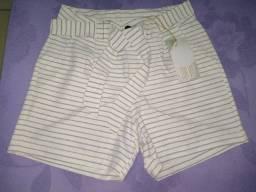 Vendo shorts 30 Reais cada um novos