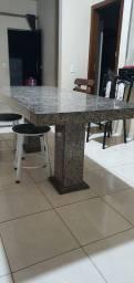 Título do anúncio: Mesa toda em granito 2,0 X 0.9 mt