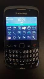 Blackberry 9300 + Bateria + 3G + Wifi + GPS +Bluetooth + Carregador + Capa