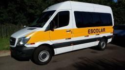 Sprinter 415 2019  Escolar novissima com apenas 3.900km