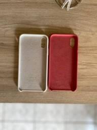 Capas iPhone X novinhas