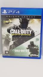 Call of Duty - Infinite Warfare + Modern Warfare Remastered (PS4)