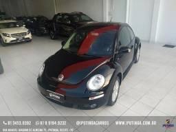 Título do anúncio: Beetle  2.0 MI 8V Gasolina Aut - 2010 - Aceito carro ou moto como entrada