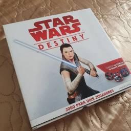 jogo de tabuleiro star wars destiny