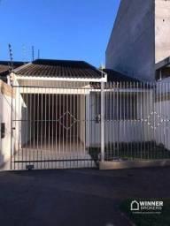 Casa com 3 dormitórios à venda, 115 m² por R$ 285.000,00 - Jardim Monte Rei - Maringá/PR
