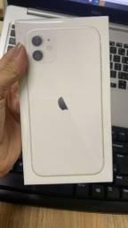 Título do anúncio: iPhone 11 128 GB Branca - Lacrado
