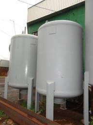 Filtro de água/abrandador diâmetro 1200 mm, contendo 60 crepinas.