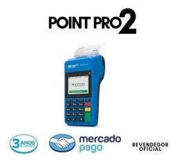 Título do anúncio: Point Pro 2 Lançamento Máquininha Nova lacrada