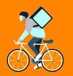 Título do anúncio: Alô entregador de bike e moto vagas disponíveis no Recreio, se interessou?