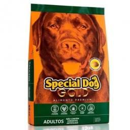 Ração Special Dog Gold