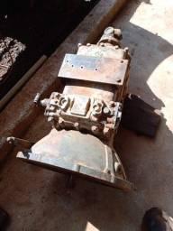 Capo paralama MB 1620 e caixa câmbio 6 marchas  zf