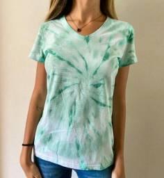 Camiseta Tie Dye Malwee