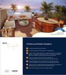 Título do anúncio: #RAY | Resort aquático em Muro Alto em frente as piscinas naturais