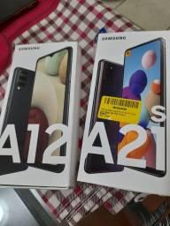 Título do anúncio: Caixa - A21S e A12