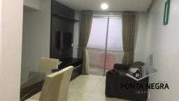 Apartamento no weekend club com 3 dormitórios à venda, 81 m² - Ponta Negra - Manaus/AM